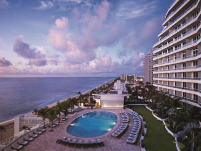 Shark Week 'Dive In' @ The Ritz-Carlton, Fort Lauderdale