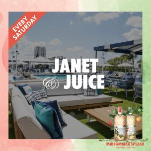 Janet & Juice @ Bahia Mar High Tide Lounge