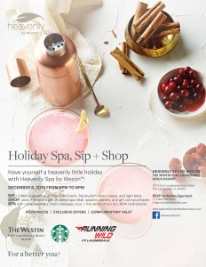 Holiday Spa, Sip + Shop @ Heavenly Spa by Westin | Fort Lauderdale | Florida | United States