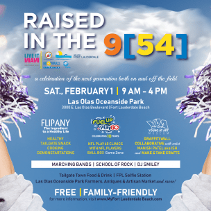 Raised In The 9[54]: Family Fun Day @ Las Olas Oceanside Park