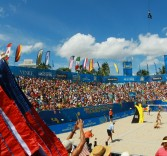 Top beach volleyball teams returning to Fort Lauderdale in February