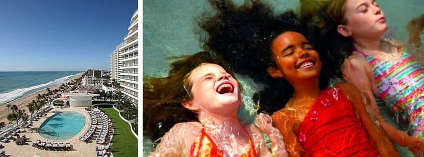 Family-Friendly Fort Lauderdale Spotlight: The Ritz Carlton Fort Lauderdale