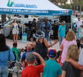 Fort Lauderdale BID Announces Friday Night Sound Waves 2017 Concert Lineup
