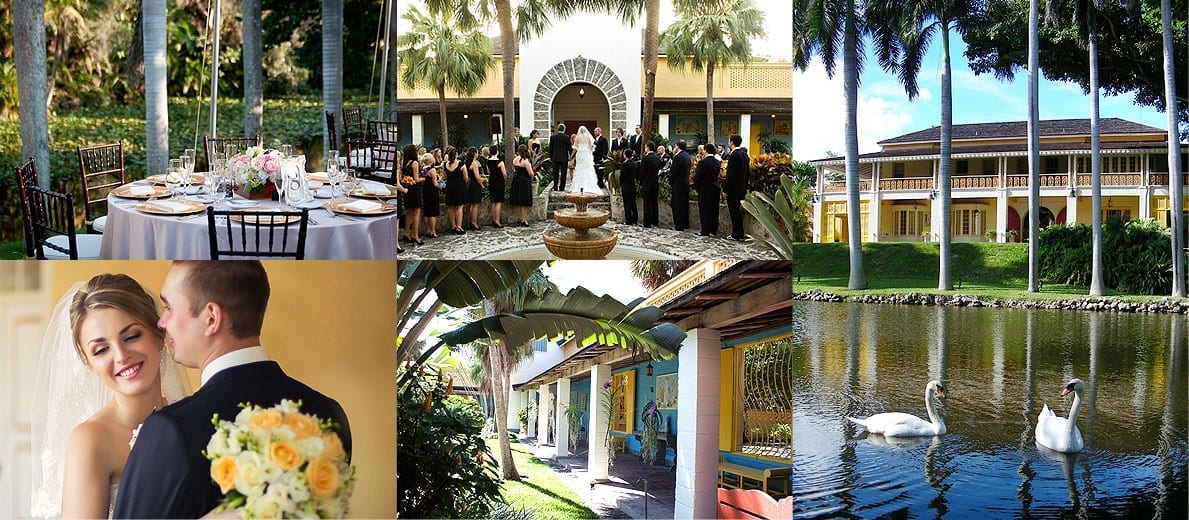 Wedding Spotlight Bonnet House Museum And Gardens My