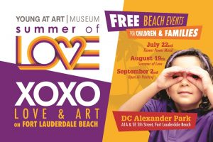 YAA Love & Art @ DC Alexander Park | Fort Lauderdale | Florida | United States