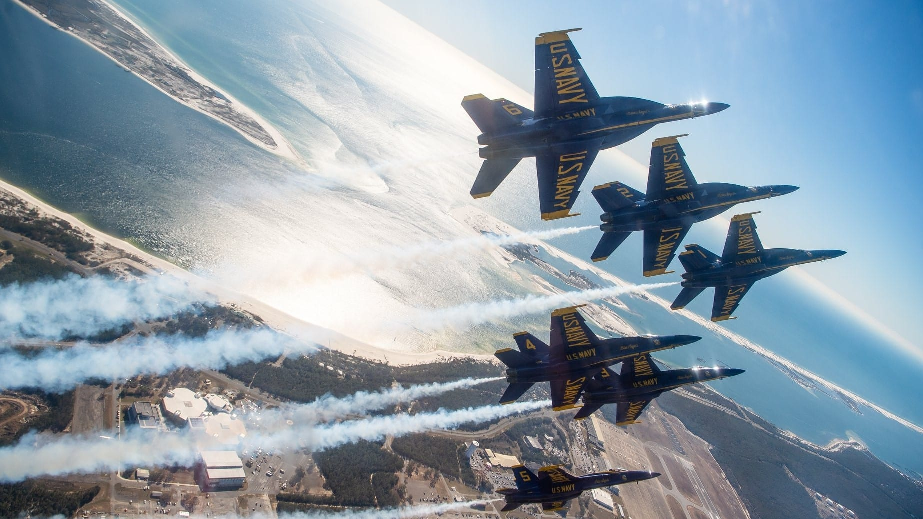 Air Show Soars Into Fort Lauderdale