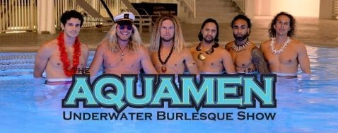 Aquamen Burlesque Show