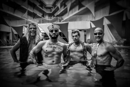Aquamen Boylesque Show @ The Wreck Bar