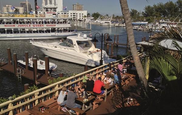 Bahia Cabana Waterfront Restaurant