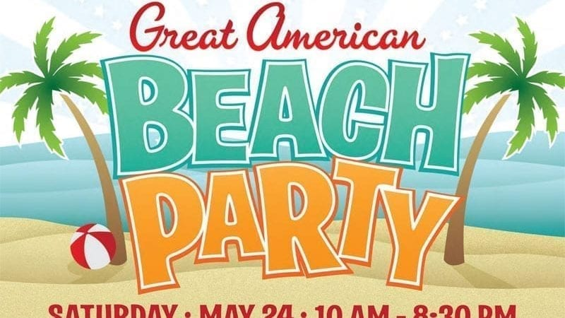 Great American Beach Party