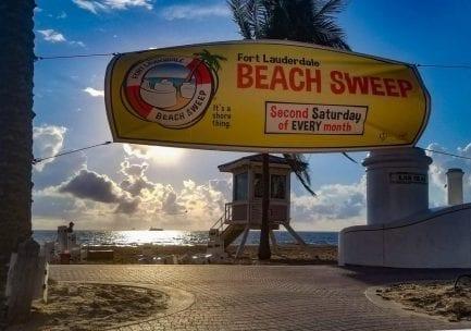 Fort Lauderdale Beach Sweep @ Fort Lauderdale Beach Hub