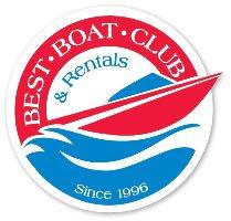best boat rental logo