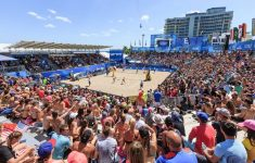 SWATCH Beach Volleyball Majors