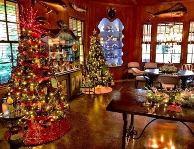 Holiday Magic Evening Tours @ Bonnet House Museum & Gardens