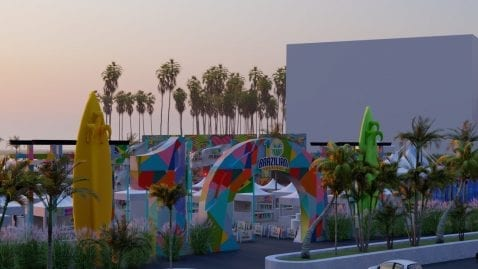 10th Anniversary Brazilfest @ Fort Lauderdale Beach Park | Fort Lauderdale | Florida | United States