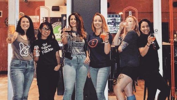4th annual female brewfest