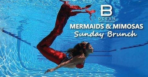 Mermaids & Mimosa Brunch @ B Ocean | Fort Lauderdale | Florida | United States