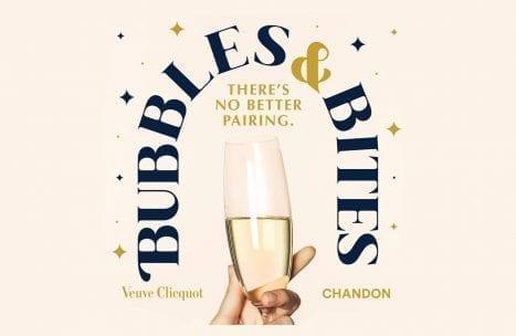 Bubbles & Bites @ Atlas Lounge