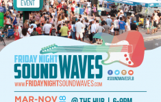 2018 Friday Night Sound Waves