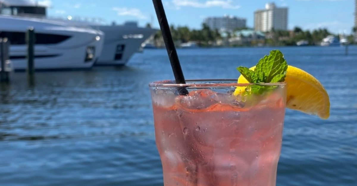 drink pink at coconuts