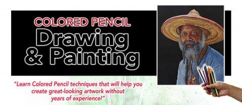 Colored Pencil 6-Week Class @ Bonnet House Museum & Gardens