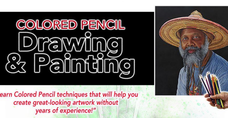 colored pencil class