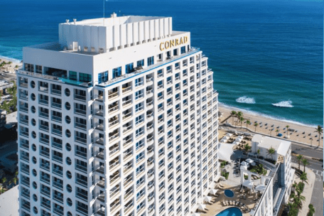 conrad fort lauderdale beach hotel deals