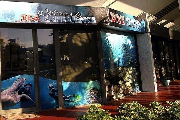 Sea Experience Scuba Diving
