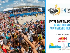 enter to WINa pair of BEACH Friends VIP Ticketscourtesy of sponsors-