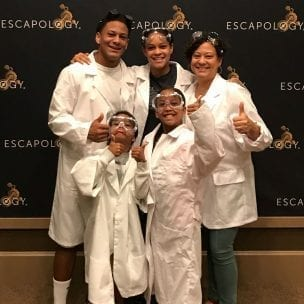 escapology for kids