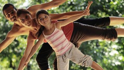 Family Health & Fitness Week