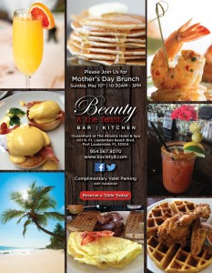 Mother's Day Brunch @ Beauty and the Feast
