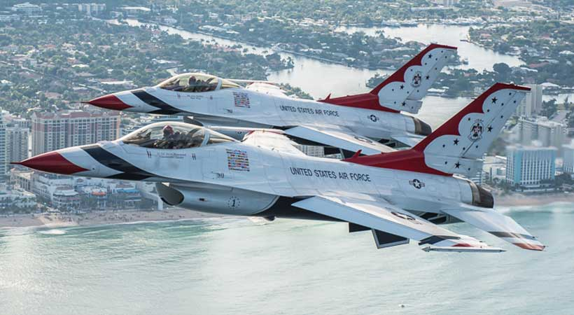 Flying High: FLL Air Show Returns in November