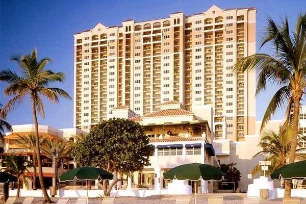 Marriott Beachplace Towers