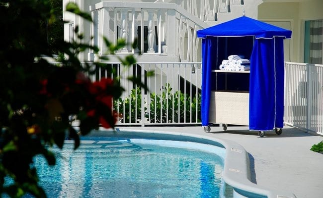 fortuna hotel pool
