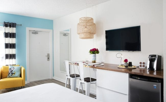 Fortuna Hotel Room