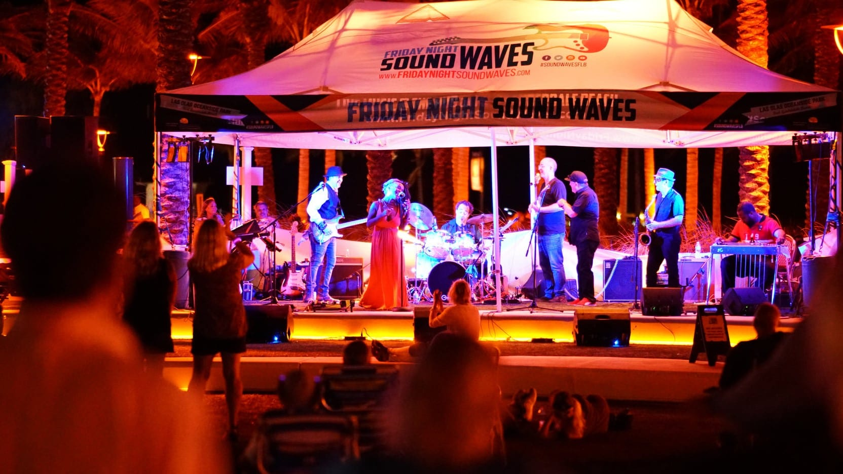 friday night sound waves free concert