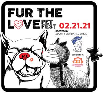 Fur the Love Pet Fest @ Las Olas Intracoastal Promenade Park   Fort Lauderdale   Florida   United States