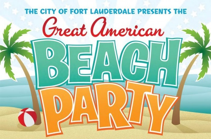 2017 Great American Beach Party