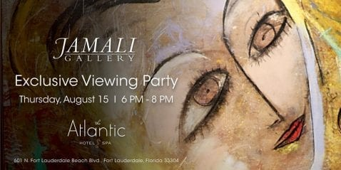 Jamali Gallery Viewing Party @ The Atlantic Hotel & Spa