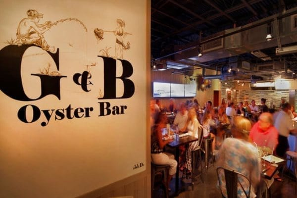 G&B Oyster Bar