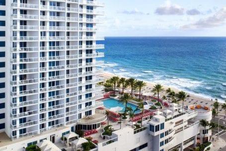 hilton fort lauderdale beach hotel deals