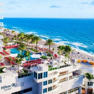 hilton fort lauderdale pool day pass