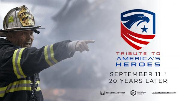 the human baton 911 event