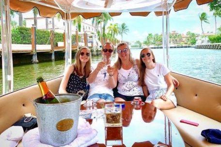 tour the waterways on intimate waterway tours