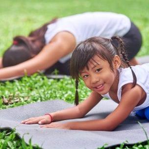 Kids Flow Free @ Las Olas Oceanside Park