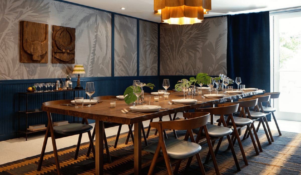 kimpton private dining room for events
