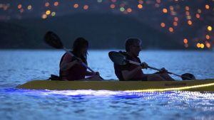 Full Moon Kayak Tour @ Park & Ocean
