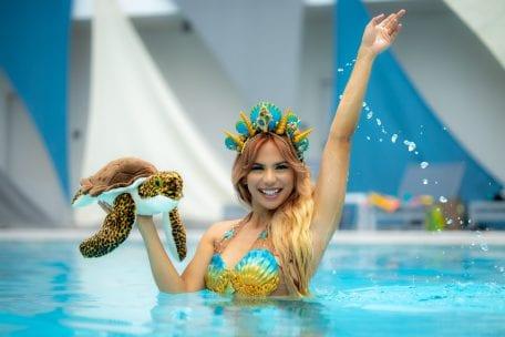 Mermaid Elle & Friends @ The Wreck Bar at B Ocean