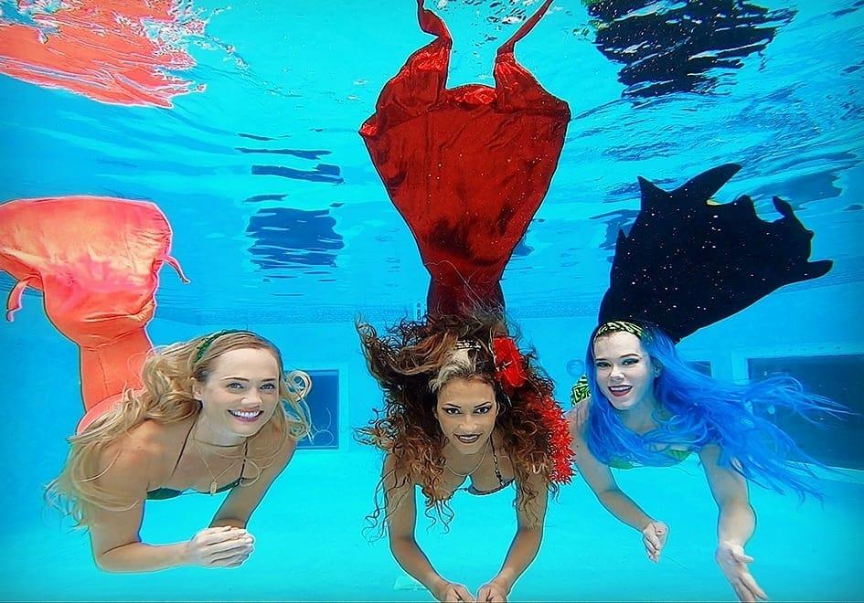 NYE Mermaid Show